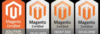 Nuestro desarrollador obtiene el certificado de Magento